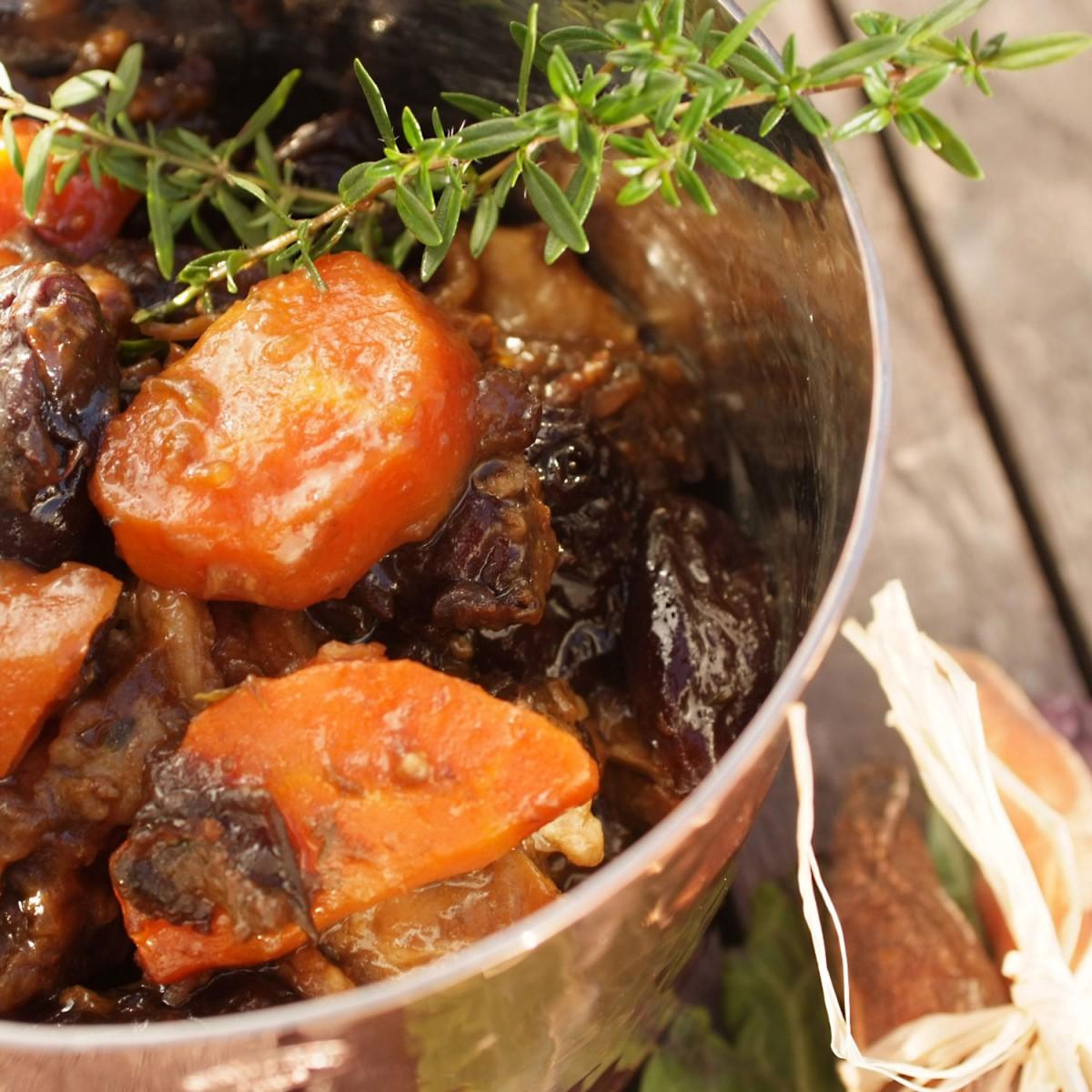 Bœuf-carottes-maison